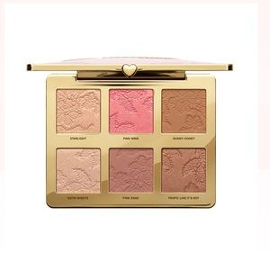 New! Too faced natural face palette